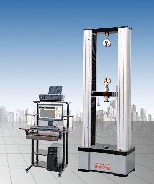 5KN/10KN/20KN数显全自动弹簧拉压试验机