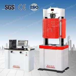 WE-300B液晶数显式万能试验机