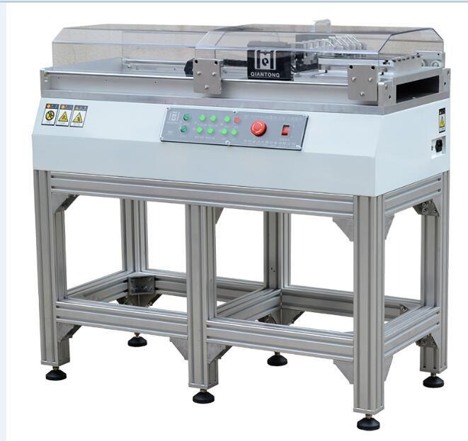 太阳能、光伏焊带5工位拉力试验机正式投放使用
